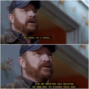 Bobby Singer as a ghost quotes | Supernatural