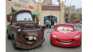 many familiar cars photo of course mater lights motors mater