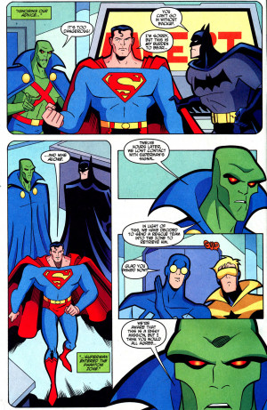 Justice League Unlimited 34
