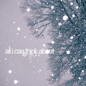 love quotes love quote romantic snowy snow ...