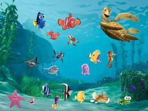 Finding Nemo Starfish Guest Create Art Disney