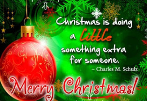 Merry Christmas Wishes Quotes for a Friend