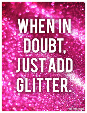 Need some fabulous glitter labels for all your jars!? Look no further ...
