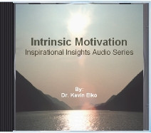 Intrinsic Motivation - Dr. Elko discusses Intrinsic Motivation, what ...