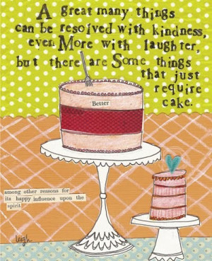 Cake Decorating Quotes Quotesgram