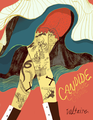 Candide Book Cover