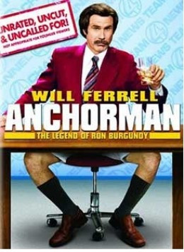 The Best Anchorman Movie Quotes - Classic Ron Burgundy One Liners