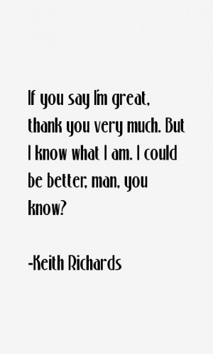keith richards quotes