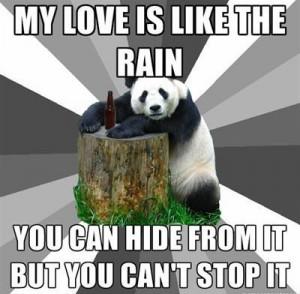 My Love Is Like Rain
