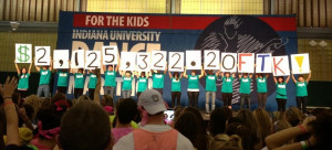 IU Dance Marathon raised 2.1 million for the kids at Riley Hospital