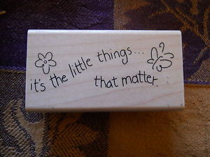 ... -Saying-Phrase-Quote-Verse-Its-the-Little-Things-That-Matter-Flower