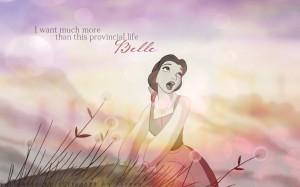 Disney Princess Belle Quotes