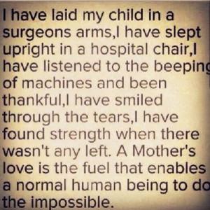 moms of leukemia kids... especially my niece whose son has leukemia ...