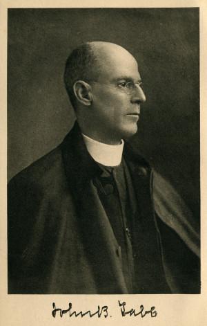 John B. Tabb: America's Forgotten Priest-Poet
