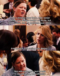 Bridesmaids movie quotes