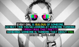 Jealousy Quotes & Sayings