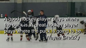 Inspirational Quotes Sports Hockey Hockey quotes