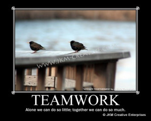 quotes teamwork inspirational quotes teamwork quotes inspirational ...