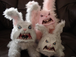 Funny Cute Rabbits – Funny Cute Rabbit Picture 061 (FunnyPica.com)