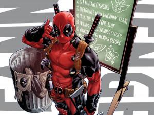 Alpha Coders Wallpaper Abyss Comics Deadpool 291995