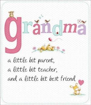Thankful Thursday: My grandma