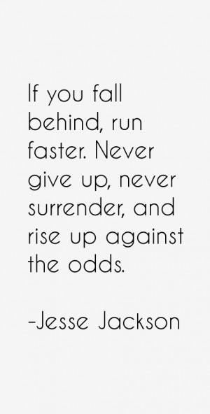 Jesse Jackson Quotes & Sayings