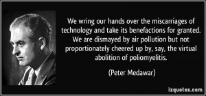 We wring our hands over the miscarriages of technology and take its ...