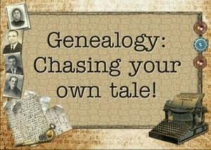 Genealogy quote - love it!
