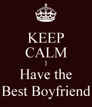 You Have A Boyfriend