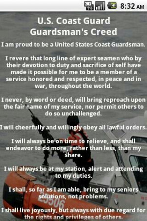 Guardsman's Creed