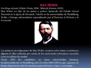 Max Weber Quotes Bureaucracy