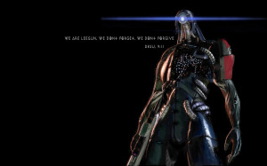 Legion - Mass Effect wallpaper