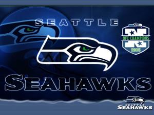Seattle Seahawks by pheonixdragonian