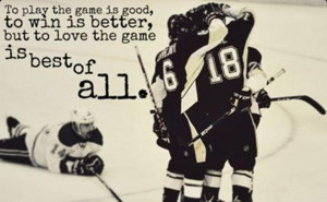 Hockey Sayings & Quotes