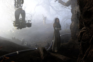 Kristen Stewart Quotes on Snow White and the Huntsman Set