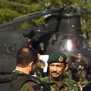 Sultan Hassanal Bolkiah 20 Billion