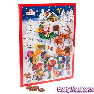 christmas eve everyone la maison advent calendar kinder advent ...