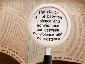 MLK Nonviolence