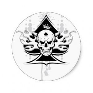 ace_of_spades_skull_round_stickers-r1ddb9b9c829d45efa15686c2297a1782 ...