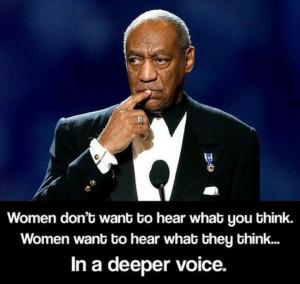 Lol! Love Cosby!