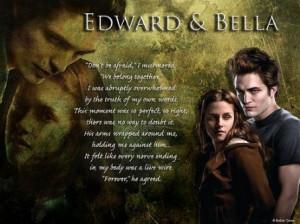 Bella, Edward