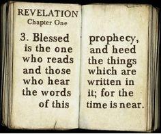 Revelation 1:3 More