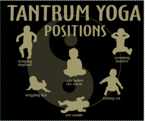 The lost Asana – Tantrum Yoga Positions