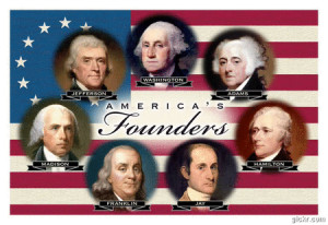 Founding fathers gif
