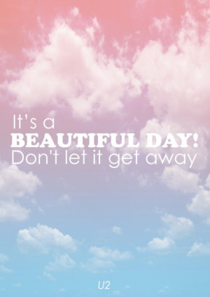 CottonCandy / Beautiful Day-U2 | We Heart It