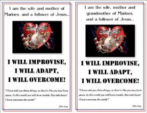 Marine Corps Stories - Marine Moms