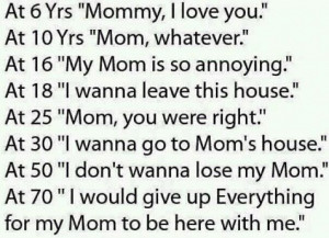 we love you mom quotes
