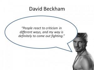 : David Beckham , David Beckham Inspirational Quotes , David Beckham ...