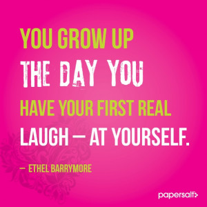 ethel barrymore quote # papersalt # parenting # family www papersalt ...