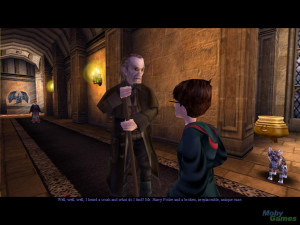 Harry Potter Harry Potter and the Chamber of Secrets (video game)